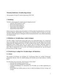 Tekniska fakultetens virtualiseringsstrategi 1 ... - Åbo Akademi