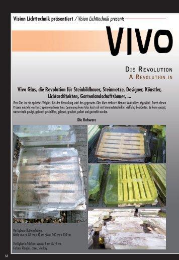 Vision Lichttechnik präsentiert / Vision Lichttechnik presents Vivo ...