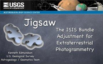 Jigsaw - Isis