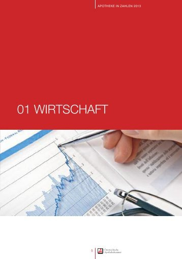 01 WirtschAFt - Österreichische Apothekerkammer