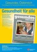 Gesund ins neue Jahr - und Notdienst-Apotheken - Österreichische ... - Seite 2