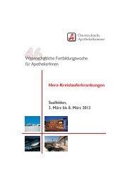 Download Programm und Anmeldeunterlagen - Österreichische ...