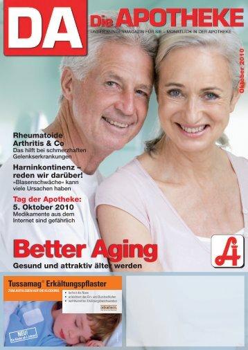 Better Aging - Österreichische Apothekerkammer