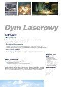 Systemy filtrowentylacyjne dla dymu laserowego Czyste powietrze - Page 3
