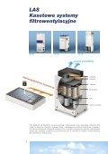 Systemy filtrowentylacyjne dla dymu laserowego Czyste powietrze - Page 6
