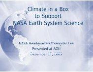 Download agu09_lee.pdf - Science at NASA Goddard - Nasa