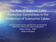 Undersea Cables in the South China Sea - Centre for International ...