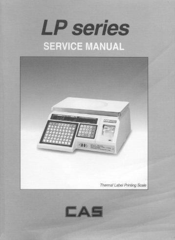 LP series - Berkel Sales & Service