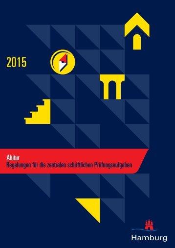 Abitur 2015 - Regelungen für die zentralen schriftlichen ...