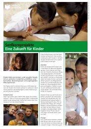 Senfkornprojekte Eine Zukunft für Kinder - Christliche Ostmission