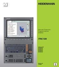 Benutzer-Handbuch iTNC 530 (340 49x-xx) de - heidenhain