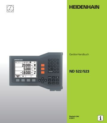 Heidenhain Tnc 426 Service Manual