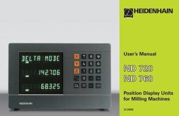 34169622 - heidenhain - DR. JOHANNES HEIDENHAIN GmbH