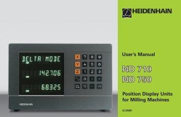 34169522 - heidenhain - DR. JOHANNES HEIDENHAIN GmbH