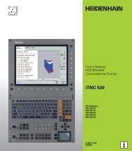 SW 03 - heidenhain
