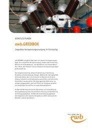 ewb.GRIDBOX (PDF) - Energie Wasser Bern