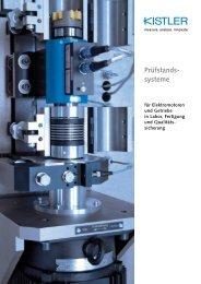 Prüfstandssysteme [PDF, 2.00 MB] - MTS Messtechnik Schaffhausen ...