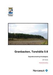 Dagvattenutredning - Eskilstuna kommun