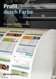 Broschüre (PDF) - Pitney Bowes Deutschland GmbH