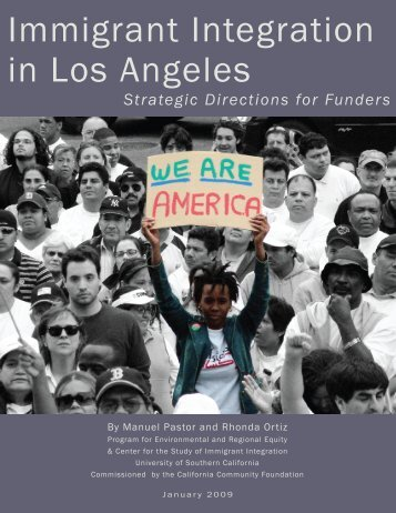 Immigrant Integration in Los Angeles - Center for the Study of ...