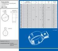 Rohrschelle Auspuffanlage KFZ DIN 71555