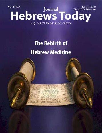 Hebrew Medicine Vol 2 No 7 (2).pdf - Official Website of Imam Mahdi ...