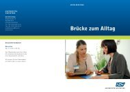 Brücke zum Alltag (PDF) - Kantonsspital Winterthur