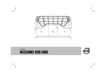 スチールガードネット - Volvo Cars Accessories Web