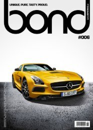 bond men's magazine - Ausgabe #006 [2012]