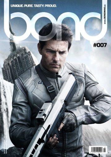 bond men's magazine - Ausgabe #007 [2013]