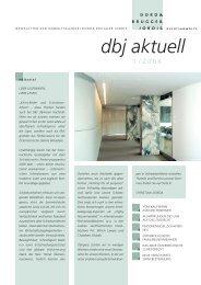 Newsl 1-06-dr - Dorda Brugger & Jordis