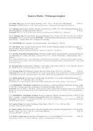 Signierte Buecher_Widmungsexemplare - Antiquariat Richard Hußlein