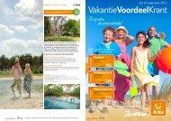juli en augustus 2012 - TUI Nederland