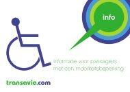 Informatie voor passagiers met een ... - TUI Nederland