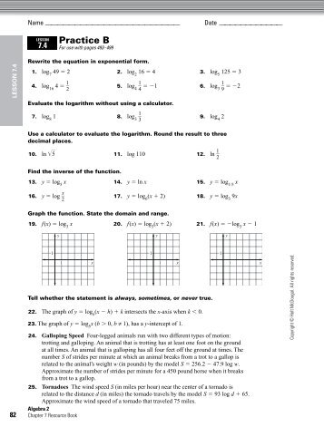 holt mcdougal algebra 1 lesson 2 5 practice b holt mcdougal algebra 1 chapter 2 test answers. Black Bedroom Furniture Sets. Home Design Ideas