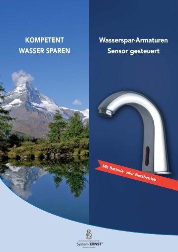 Wasserspar-Armaturen