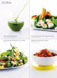 kold bønnesalat med broccoli og ananas spæd spinat med ... - iForm