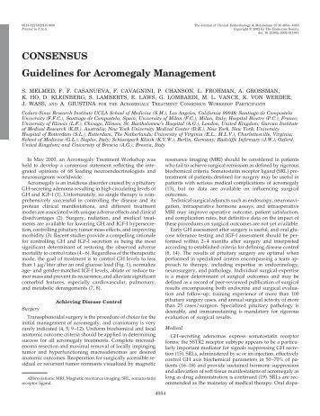 low grade glioma treatment guidelines