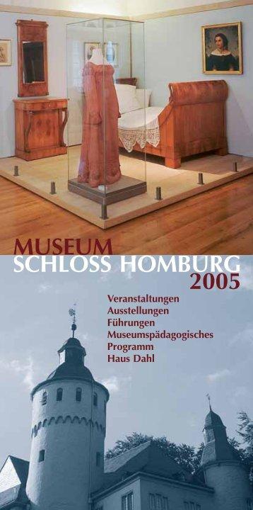Programm der Saison 2005 - Oberbergischer Kreis
