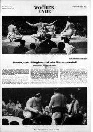 WOCHEN- - Neue Zürcher Zeitung