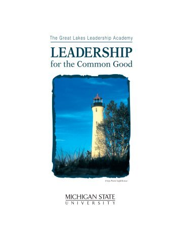 2009-2010 Annual Report - Great Lakes Leadership Academy ...