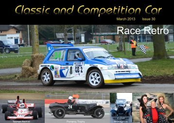 Click here to download a PDF version - Classic and Competition Car