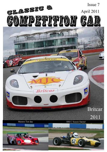 to download a PDF version - Classic and Competition Car
