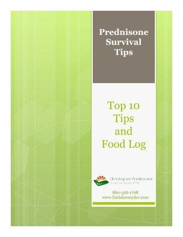 prednisone for neck pain