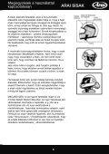 arai sisak - Moto.hu - Page 2