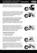 arai sisak - Moto.hu - Page 4