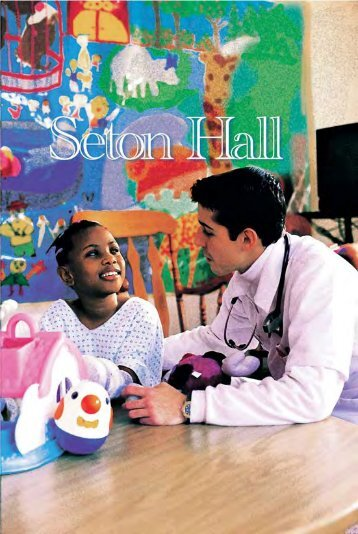 Seton Hall Magazine, Fall 1998 - Seton Hall University