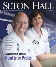 Read the complete Fall 2010 Magazine here - Seton Hall University
