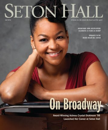Download the complete issue - Seton Hall University