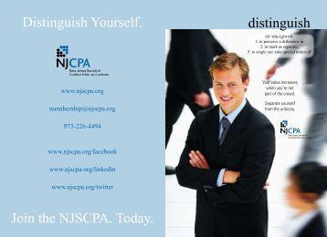 NJSCPA Membership